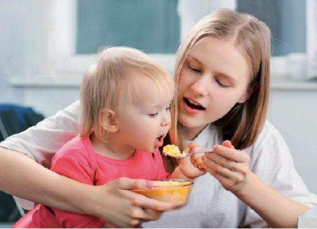 Можно ли кормить ребенка кашей каждый день