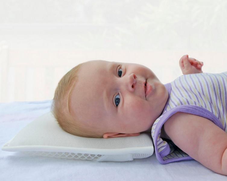 Как спит ребенок при внутричерепном давлении