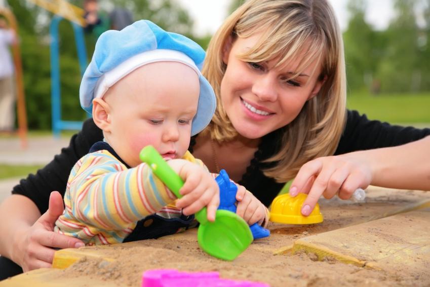 Развивающие детские игры - 30 полезных советов!