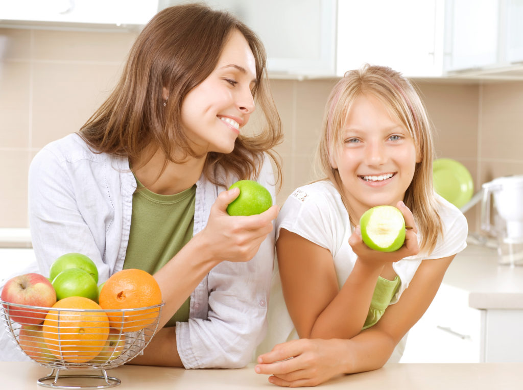 Вкусные диеты для подростков