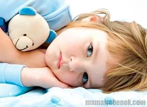 406Почему ребенок днем мало спит днем