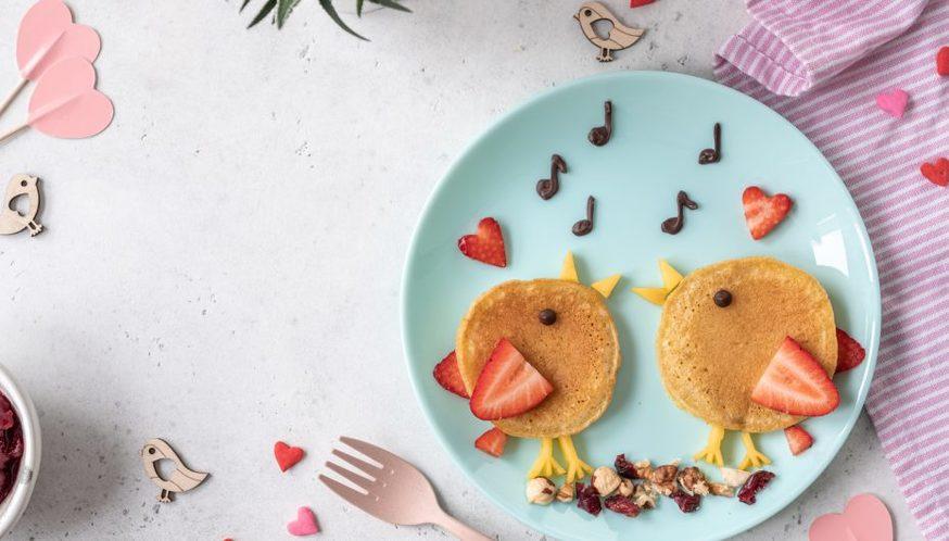 5 идей для приготовления пищи вместе с детьми